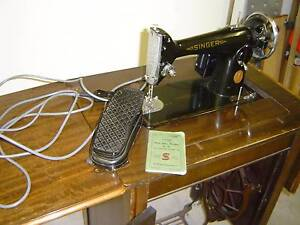 Singer Sewing Machine Meadowbank Ryde Area Preview