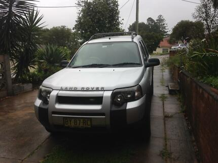 2006 Land Rover Freelander Wagon Charlestown Lake Macquarie Area Preview