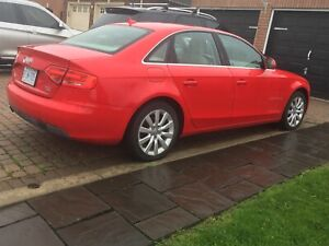 Audi A4 2009 quattro automatic (As is Condition )
