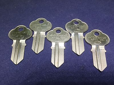 Ilco 1041ga Key Blanks Set Of 5 - Locksmith