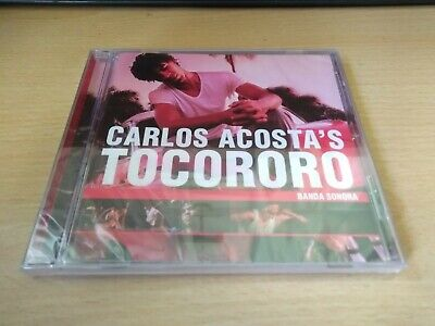 Carlos Acosta's Tocororo Miguel Nuñez Cuban Tale Banda Sonora CD NEW Original