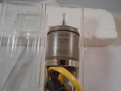 3563150-0601 Bendix Servo Motor 400hz New Old Stock