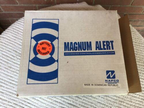Napco Magnum Alert Fire and Burglary Control System With Keypad NEW in Box