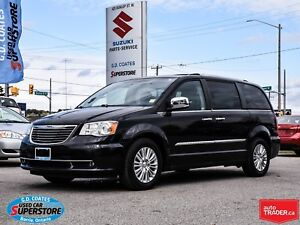 2012 Chrysler Town & Country Limited ~Nav ~Backup Cam ~Dual Blue