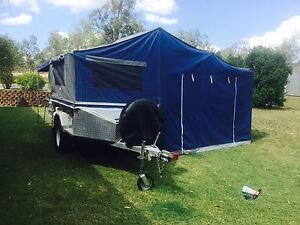 Jimboomba  camper trailer offroad Hatton Vale Lockyer Valley Preview