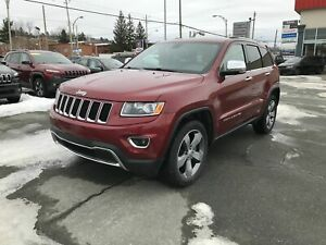 Jeep Grand Cherokee LIMITED, TOIT NAV