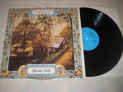 Reiner Süß - Vor meinem Vaterhaus steht eine Linde   Vinyl LP  Amiga