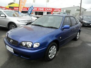 2000 Toyota Corolla ASCENT SECA Dandenong Greater Dandenong Preview
