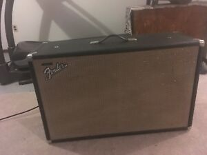 Fender bass man cabinet