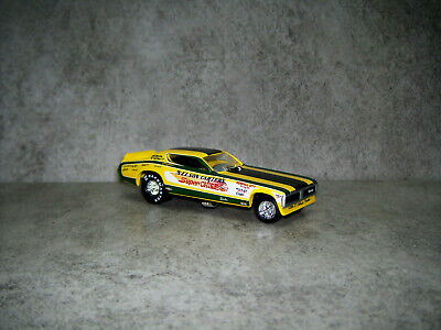 HOT WHEELS NELSON CARTER SUPER CHIEF DODGE CHARGER FUNNY CAR SUMMER LIMITED READ
