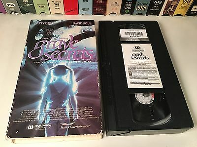 * Grave Secrets: The Legacy Of Hilltop Drive VHS 1992 TV Movie Horror Patty Duke