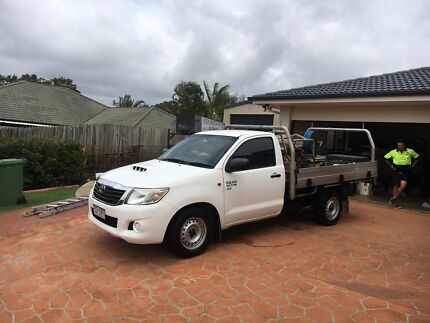 SR hilux single cab for sale