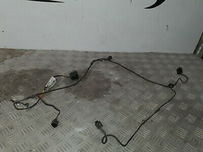 LAND ROVER DISCOVERY3 ,SPORT FRONT BUMPER WIRING LOOM PARKING SENSOR PDC