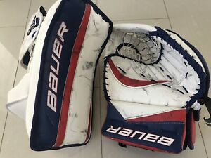 Bauer 9000 Blocker Catcher