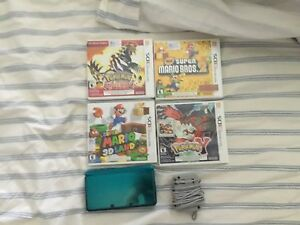 3ds with 5 games