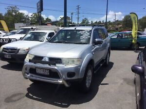 2010 Mitsubishi Challenger LS (5 SEAT) (4x4) Capalaba Brisbane South East Preview