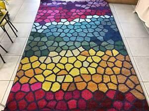 Multi-Coloured Rug (155cm x 244cm)
