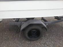 """Chasing a spare wheel for trailer 13"""" 5 Stud Lockhart Lockhart Area Preview"""
