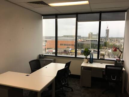 4 PERSON EXECUTIVE WINDOW OFFICE! BLACKTOWN! Available now!