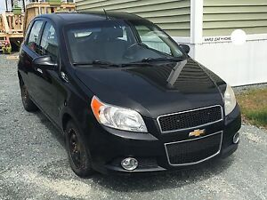 Chevy Aveo 2009 Manual 5-Speed