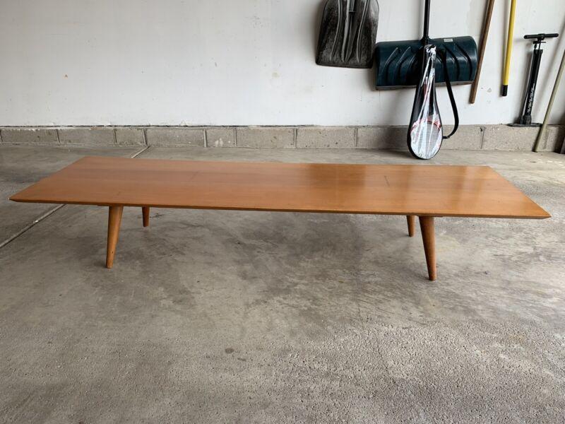 Mid Century Modern Paul McCobb Planner Series Long Coffee Table