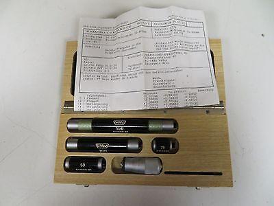 Pav Inside Micrometer Set 5-400 Mm W Case - Fs6
