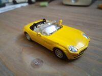 Modellauto Joy City BMW Z8 gelb klein 1:72 Nordrhein-Westfalen - Herford Vorschau