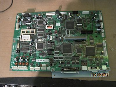 Canon Microfilm Scanner 400 Dc Controller Pcb  Ms400 - Mg1-3162 02  Lot P182