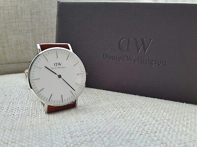 Daniel Wellington Gents 0607DW 'Classic St Mawes' mens watch 36mm