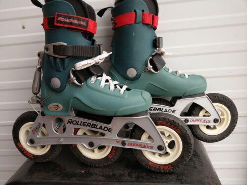 RARE Vintage Coyote Rollerblade Off Road Skates Size 8 USA ~ FREESHIP