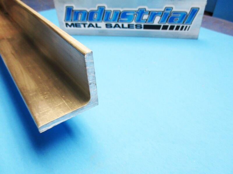 "6061 T6511 2"" x 2"" x 12""-Long Aluminum Angle  x 1/4"" Thick-->2"" x .250 ANGLE"
