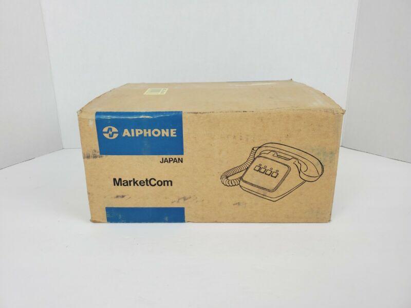 Aiphone MC-60/4B Desktop Market-Com Master Station 4 Lines