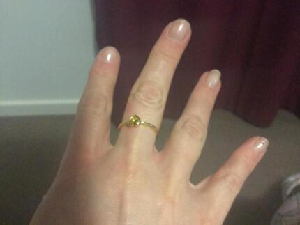 f03188747 Pandora heart ring | Women's Jewellery | Gumtree Australia Mundaring ...