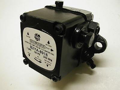 Suntec B2ya 8916 Oil Burner Pump One Year Warranty Beckett Wayne 13841 B2va8216