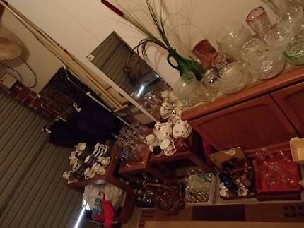 Garage Sale: Small items: 2 for $1. Furniture: Make us an Offer!! Marden Norwood Area Preview