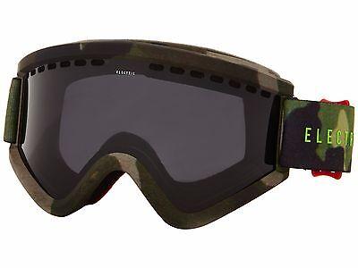 Electric Eyewear (NEW $100 ELECTRIC EYEWEAR EGV SKI/SNOWBOARD GOGGLES G.I. JOE CAMO/JET BLACK )