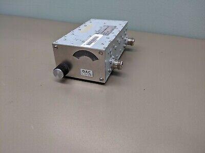 Telonic Berkley Tta 250-3-5ee Tunable Bandpass Filter 200-350mhz