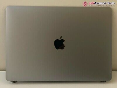 """New Apple Macbook Pro 13"""" A1706 A1708 2016 2017 LCD Screen Assembly Space Gray"""