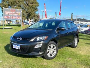 2010 MAZDA CX-7 CLASSIC SPORTS (4x4) ER MY10 4D WAGON 2.3L TURBO AUTO Kenwick Gosnells Area Preview