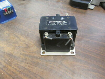 Abbott Magnetics Corp. Potential Transformer 460-480 Ratio 41 600v 50-400hz