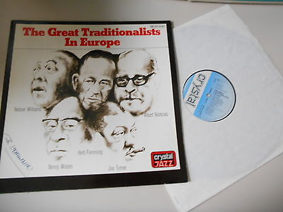 LP VA Great Traditionalists In Europe (10 Song) CRYSTAL JAZZ