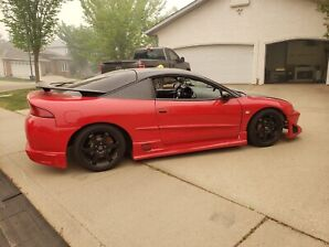 *Motivated to sell* 1997 Eagle Talon Heavily Modified and Fast