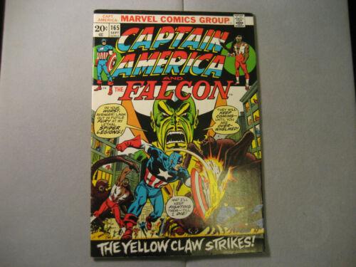 Captain America #165 (1973, Marvel)