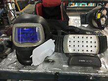 Speed glass welding helmet and adflo breather pack Baldivis Rockingham Area Preview