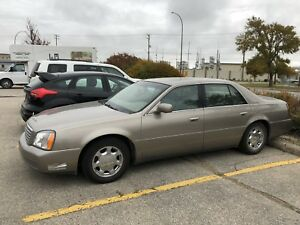 2002 Cadillac Deville - MINT, ONE Owner!