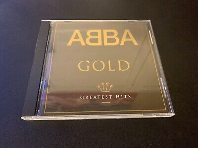 MINT!! Gold: Greatest Hits by ABBA (CD, 1992) DANCING QUEEN FERNANDO BEST OF