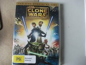 star wars the clone wars dvd Scoresby Knox Area Preview