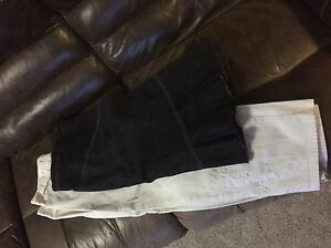 Capris and skirt - size 12
