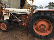 David Brown Tractor Kersbrook Adelaide Hills Preview
