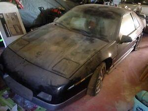 1985 Fiero GT V6 4 speed
